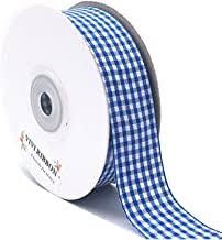 Blue and White Ribbon - Amazon.com