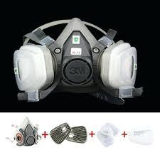 spray paint respirator mask best half