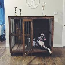 luxury dog crates furniture. BB Kustom Kennels Dog Crate Crates And Inside Large Wooden Prepare 7 Luxury Furniture