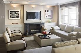 small living room furniture arrangement ideas apartment layouts with fireplace and bay window layout sectional setup