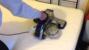 Kirby Tradition Vacuum Cleaner - Mattress Test - YouTube