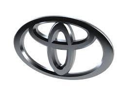 Toyota Logo | 3D CAD Model Library | GrabCAD