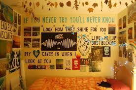 Tumblr bedroom wall ideas Pinterest We Heart It Bedroom Ideas Via Tumblr On We Heart It