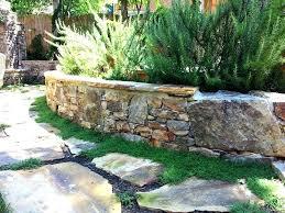 natural stone retaining wall natural stone retaining wall a gorgeous natural stone patio how much does natural stone retaining wall