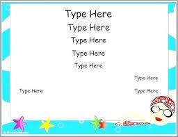 Fun Run Certificate Template Fun Run Certificate Template Editable Free Word Templates For