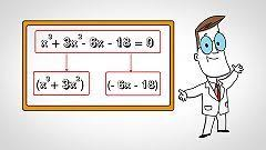 How To Factor A Cubic Factor A Cubic Polynomial Ed Factors