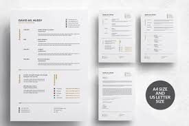 Professional Resume Template Resume Templates Creative Market