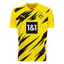So if you are a big fan of the away games, we also have the away jersey for the current season! Borussia Dortmund Home Kit 2020 2021 Socheapest