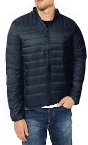 Mens URBAN CLASSICS Padded Quilted Jacket Coat Warm Winter Fashion ... & Mens-URBAN-CLASSICS-Padded-Quilted-Jacket-Coat-Warm- Adamdwight.com