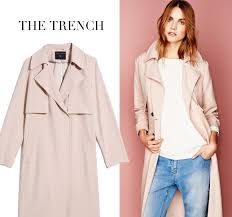 with the weather staying sub zero for much of the uk coats are a hot topic but spring will be here before we know it so it s worth investing in lighter