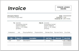 Company Invoice Pest Control Invoice Template Excel Xls Excel Invoice Templates