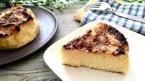 バスク チーズ ケーキ 作り方