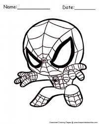 Instead of sticking readymade posters of spiderman you can pin up the coloring pages, where your child adds his choice of colors is perhaps a better idea. Logo Access To Worksheets Cards Invitations Calendars And More For Free Categories Printable Invitations Printable Cards Printable Worksheets Printable Calendars Lesson Plans Printable Coloring Pages Printable Music Printable Games Printable