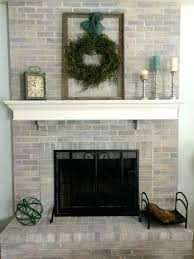 can you mount a tv above a brick fireplace wall mount over brick fireplace fireplaces above
