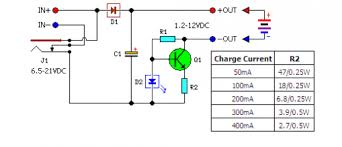 low cost universal battery charger schematic eeweb community a low cost universal charger circuit diagram