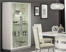 italian glass furniture. Caligula Italian Walnut High Gloss 2 Door Glass Display Cabinet Furniture