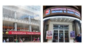 Shakespeare Theatre Company Getting Here Shakespeare