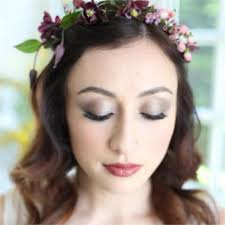 katy djokic wedding makeup hair styling