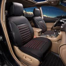 88 pu206102 black seat cover 1