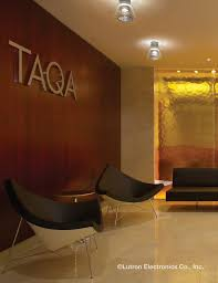 taqa corporate office interior. global energy company taqa chose a lutron system to match its environmentally conscious philosophy provide taqa corporate office interior