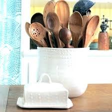 vintage utensil holder large kitchen utensil holder ceramic kitchen utensil holder extra large kitchen utensil holder