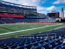Gillette Stadium Section 115 Seat Views Seatgeek