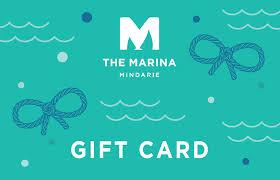 Gift Vouchers The Marina Mindarie