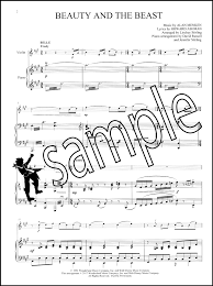 beauty and the beast sheet music beauty and the beast medley for violin piano lindsey stirling