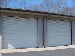 10x10 dbci mercial 2750 series rollup door w hardware insulated