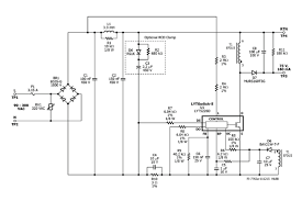 12 w non dimmable non isolated buck boost led driver eeweb figure 2 schematic diagram