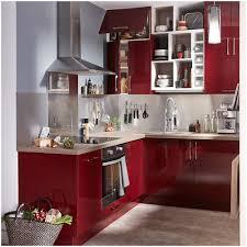 Meilleur De Galerie De Cuisine Rouge Et Gris Moderne Maison De Design