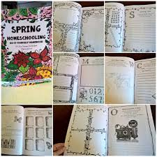 it s a good full journals and books from the thinking tree girls winter journal this journal is good for any age girl has a middle girl feeling to it not as young in feel as the creative girls book
