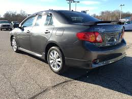 Used One-Owner 2010 Toyota Corolla 4dr Sdn Auto S (Natl ...
