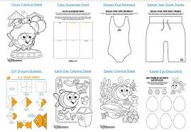 Free printable coloring pages for kids! Learning Water Safety At Home Free Resources Ndpa