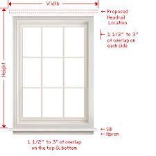 How To Measure Blinds U0026 ShadesTop Mount Window Blinds