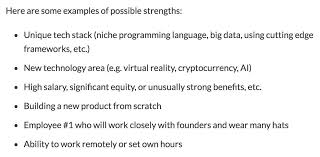 Examples Of Strengths