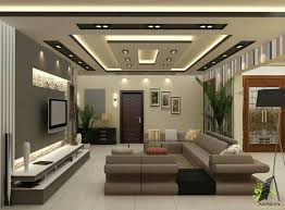 simple false ceiling designs for living room in flats