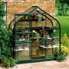 supreme wall garden greenhouse green
