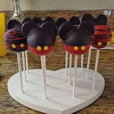Cake Pop Stands for 12 Pops Heart