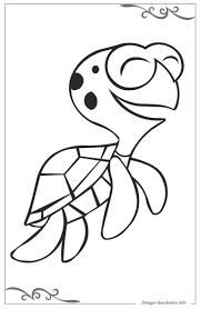 Alla Ricerca Di Nemo Disegni Per Bambini Da Colorare Online O Da