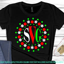 Choose from 9100+ monogram graphic resources and download in the form of png, eps, ai or psd. Snowflake Monogram Svg Monogram Svg Christmas Shirt Svg Circle Monogram Svg Christmas Svg Design Christmas Cut Files Cricut Svg