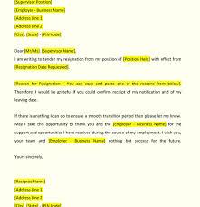 resign letters resume cover letter examples essay friend german in   resignation letter format filings document center inside