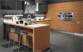 Modern Wooden Kitchen Designs Furniture Marvelous Modern With Wooden Kitchen Cabinet And Wooden