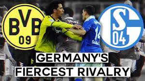 Germany's FIERCEST Rivalry: Dortmund vs Schalke (Revierderby) | Roots of  the Rivalry - YouTube