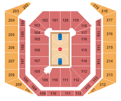 South Carolina Basketball Arena Seating Chart Mizzou Arena Seating Chart Columbia