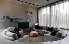 best sunken living room designs 41