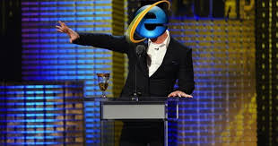 internet explorer costume this is what other browsers roasting internet explorer would look like