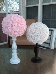 Crepe Paper Flower Balls Crepe Paper Flower Balls Paper Flower Ball Paper Flowers