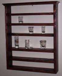 shot glass shelf the shot glass shelves pictured above and below are the same except where