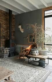 Sfeer Woonkamer Country Living Huis Interieur Interieur